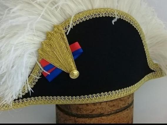 Chapéu Bicornio Dom Pedro