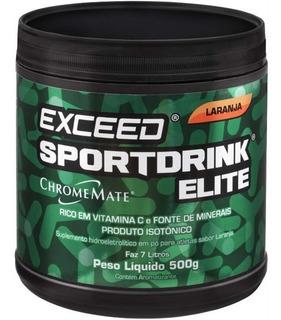 Exceed Sportdrink Elite 500g (isotônico) - Exceed