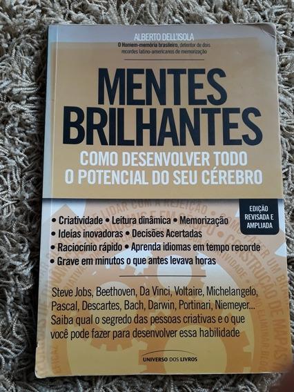 Livro Mentes Brilhantes. Alberto Dell