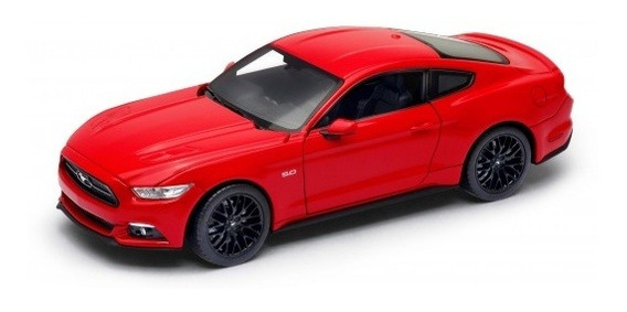 Ford Mustang Gt (1:24) Original Welly