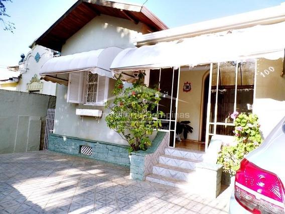 Casa À Venda Em Botafogo - Ca004788