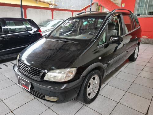 Imagem 1 de 7 de Chevrolet Zafira 2.0/ Cd 2.0 8v Mpfi 5p Aut. Gasolina 2003