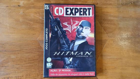 Hitman Codename 47 Pc Original E Completo, Envio Carta $12