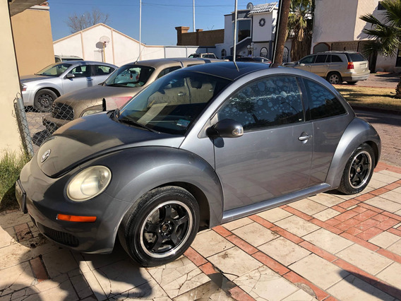 Vw Beetle 2005 Fronterizo Aut Sport Rhin Edicion