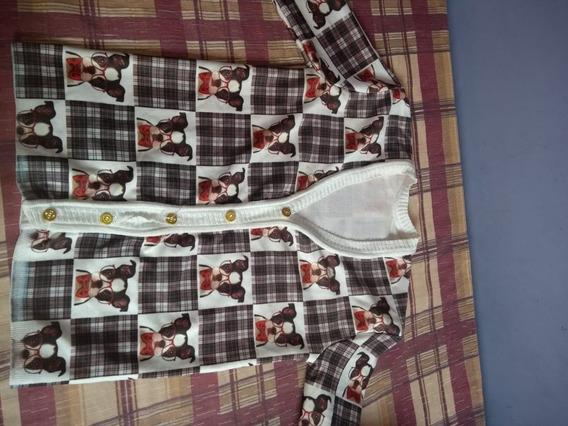Blusa De Frio 15$ Tam - P