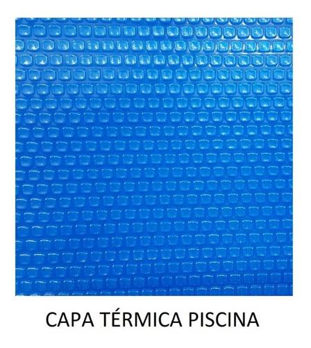 Capa Térmica Piscina 4,00 X 2,30 - 300 Micras - Azul