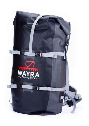 Mochila Tipo Bolsa Seca Wayra 45 L - Waterproof