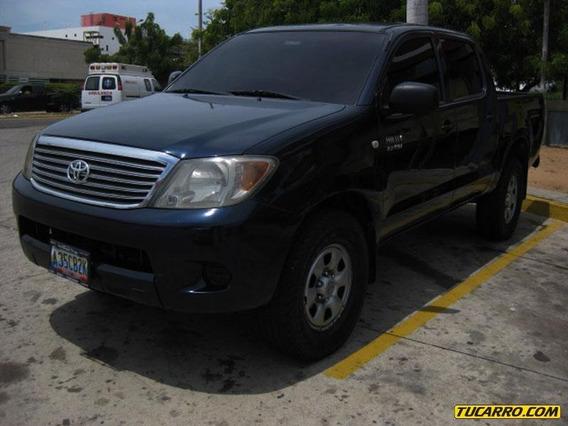 Toyota Hilux Aut