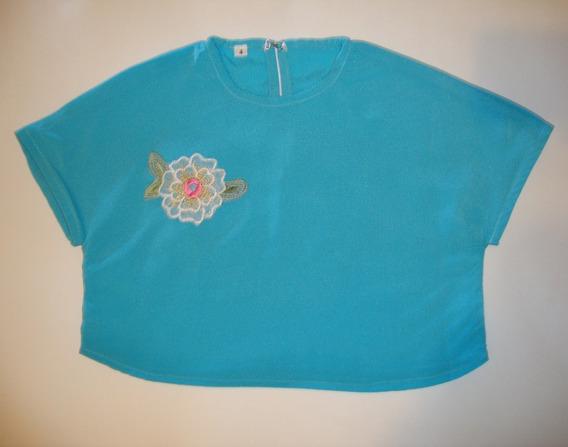 Blusa Para Niña Y Bebe Con Sticker Decorativo R0003