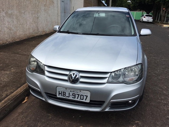 Volkswagen Golf Sportline 1.6 Mi Prata 2010