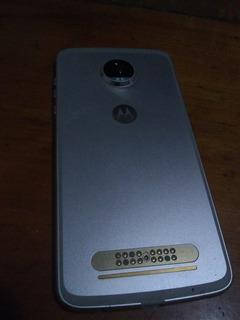 Celular Moto Z 2 Play Dorado. Módulo A Reparar