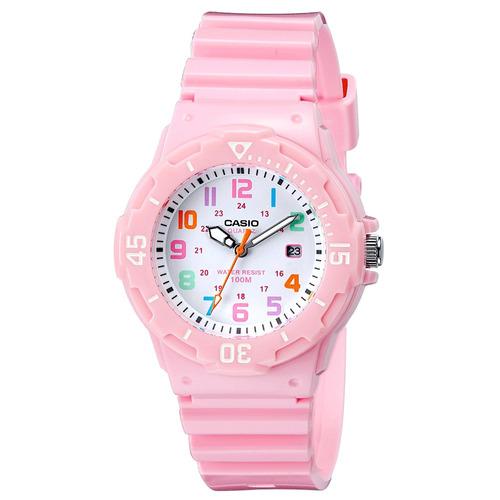 Reloj Mujer Casio Lrw-200h-4b2v Análogo Retro / Lhua Store