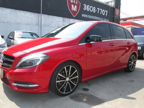 Mb B200 Sport 2013 Vermelha Impecavel Top