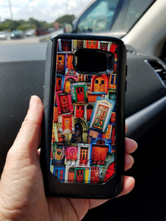 Capa Otterbox Commuter Samsung S7 Portas 100% Original