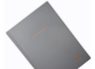 Sketchbook Bullet Journal Gris Hoja Punto 200 Pag 90grs