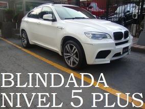 Bmw X6 M 2014 Blindada Nivel 5 Plus Blindaje Blindados