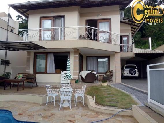 Casa Com 5 Dormitório(s) Localizado(a) No Bairro Vila Nova Em Blumenau / Blumenau - 503