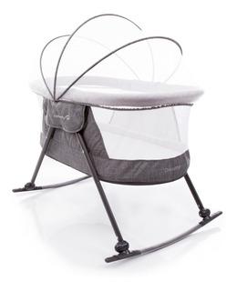 Cuna Bebé Compacta Moises Mecedora Dreamy