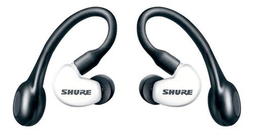 Imagem 1 de 4 de Fone In Ear Sem Fio Aonic 215 Branco Shure Se215spe-w-tw1