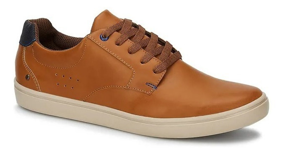 Tenis Casual Hombre Ferrato Forro Transpirable Original