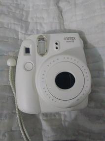 Camera Instax Mini 8 Branca Nova