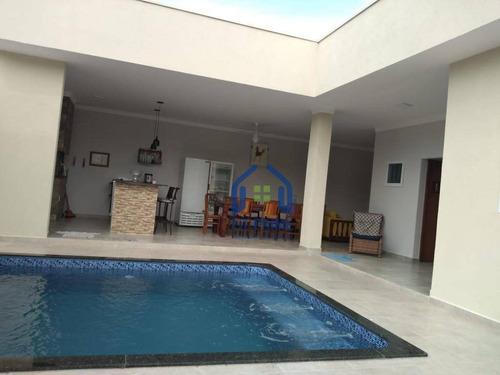 Casa Com 1 Dormitório À Venda, 96 M² Por R$ 340.000 - Jardim Marajó - São José Do Rio Preto/sp - Ca2246
