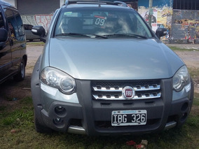 Fiat Strada Adventure Locker 1.8 Cabina Extendida Facilidade