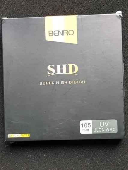 Filtro Benro 105mm Shd Uv Ulca Wmc