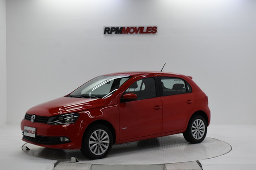 Volkswagen Gol Trend Pack 3 Imotion 5p 2014 Rpm Moviles