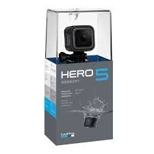 Câmera Gopro Hero 5 Session Chdhs-501 10mp Go Pro 5 4k Agua