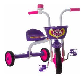 Triciclo Infantil Ultra Bike Menino Menina