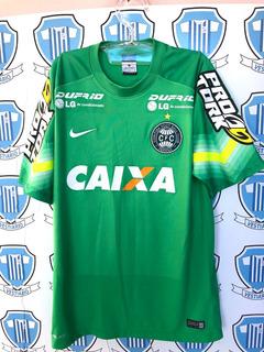 Coritiba 2015 De Goleiro Nike Usada Em Jogo Por Vaná Nº 12 M