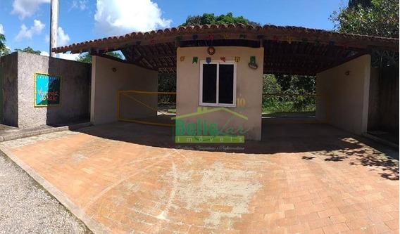 Terreno À Venda, 510 M² Por R$ 55.000,00 - Aldeia - Paudalho/pe - Te0021