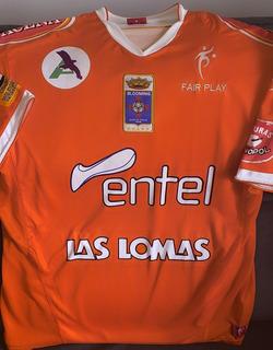 Camisa Blooming Santa Cruz - Bolívia #5 - Adquirida No Clube