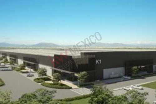 Bodega Industrial En Renta A 8 Minutos Del Aeropuerto De Querétaro