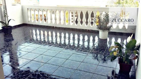 Casa Residencial À Venda, Jardim Presidente Dutra, Guarulhos. - Ca3004