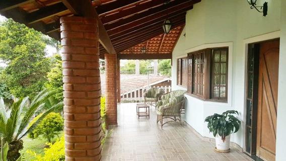 Casa 4 Dorms, Centro, Santa Isabel - V1587