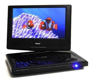 Orei 9 Portable All Multi Region Free Zone Reproductor De Dv