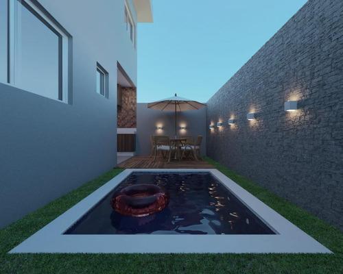 Imagem 1 de 15 de Casa Para Venda Em Itanhaém, Balneário Belas Artes, 3 Dormitórios, 2 Suítes, 1 Banheiro, 1 Vaga - 923_1-1702216