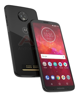 Motorola Z3 Play Dual Sim 64 Gb Índigo Oscuro 4 Gb Ram