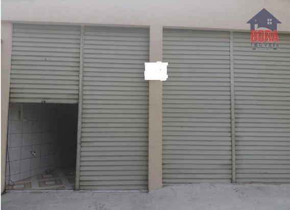 Salão Comercial Para Locação, Vila Nova, Mairiporã. - Sl0011