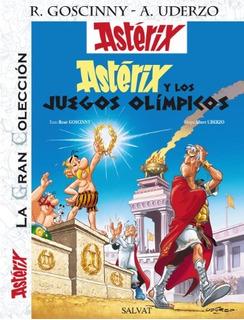 Astérix Y Los Juegos Olímpicos. La Gran Colección René Gosc