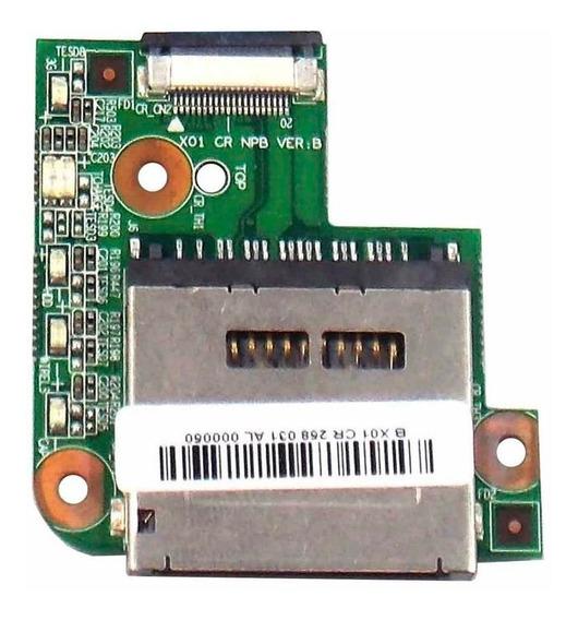 Placa Leitor De Cartão Notebook Philco Phn 10a X01_cr (6014)