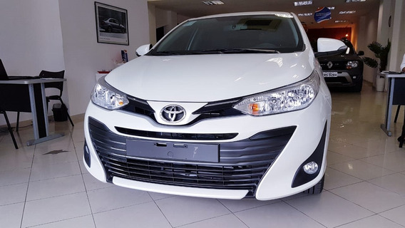 Toyota Yaris 1.5 16v Flex Sedan Xs Multidrive