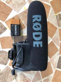 Videomic Pro Microfone Direcional Rode