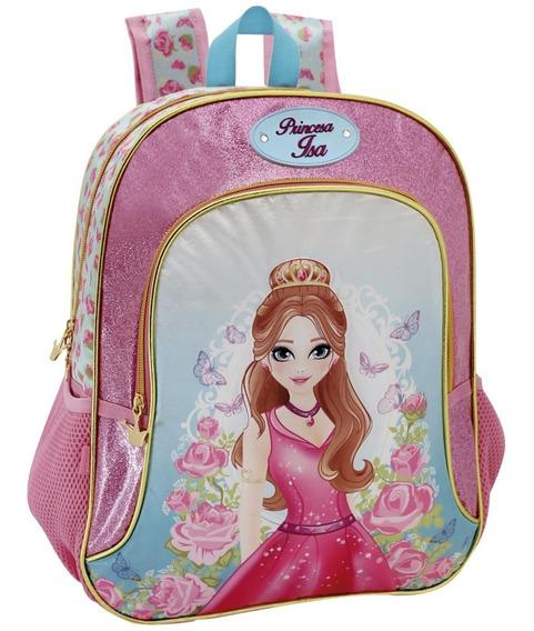 Mochila Infantil Princesa Isa Promoção