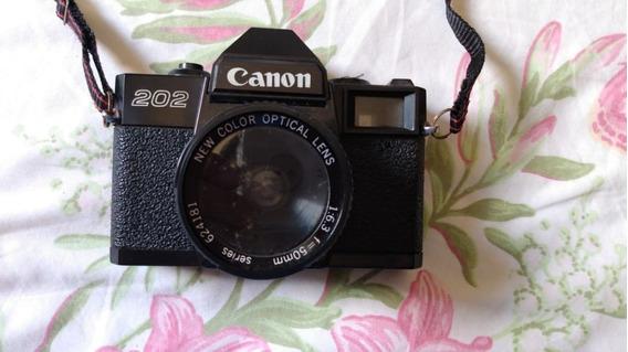 Máquina Fotográfica Canon 202 #250