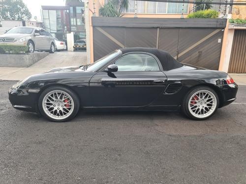 Imagen 1 de 15 de Porsche Boxster Cabriolet S 2003 S $395000 Socio Anca
