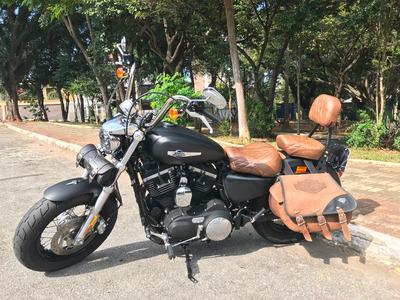 Harley Davidson - Sportster 1200 Custom Cb Limited
