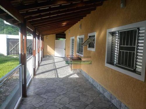 Imagem 1 de 6 de Sobrado Com 3 Dormitórios À Venda, 213 M² Por R$ 380.000 - Guedes - Tremembé/sp - So2124